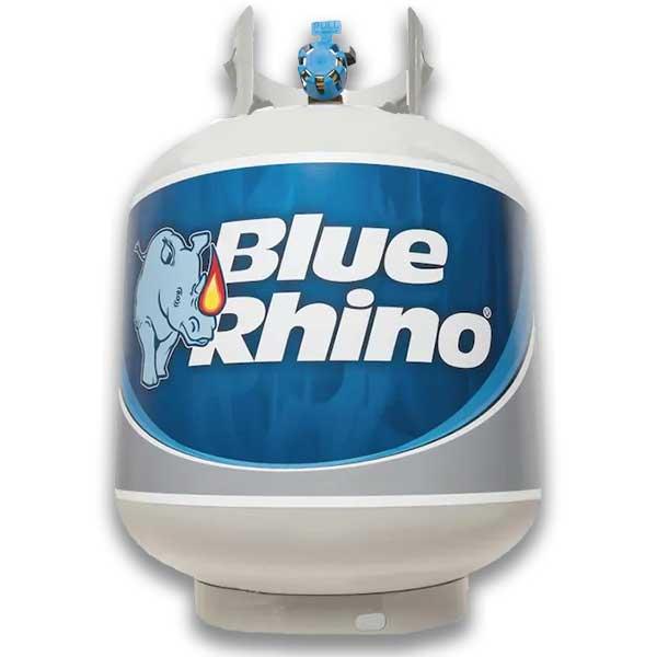 Blue Rhino Propane Tank